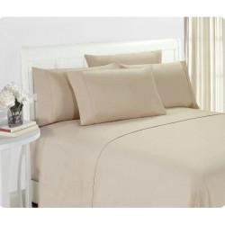 6pc Bed Sheet Set (QUEEN)