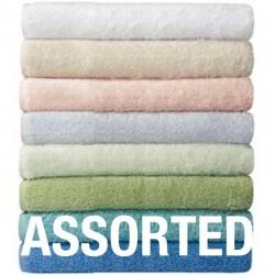 1 PK Bath Towels (Assorted Colors)