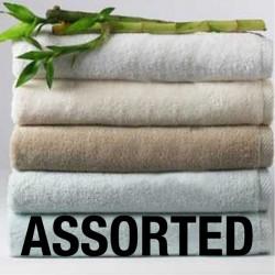 "1PK Luxury Bath Towel (Assorted Colors)  27"" x 52"""