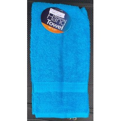 """1PK TERRY HAND TOWELS SIZE 16x27"""" DYED 120CT"""