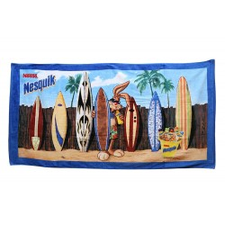 Nesquik Design Beach Towel