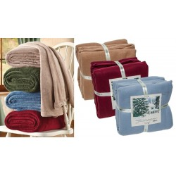 Luxuria Blanket (Assorted Colors, Full Size)
