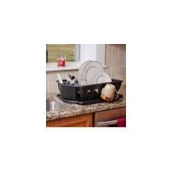 2 PC SINK SET BLK LRG