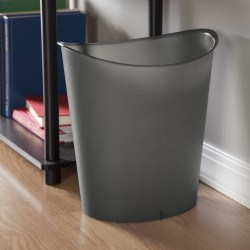3 GALLON OVAL WASTEBASKET
