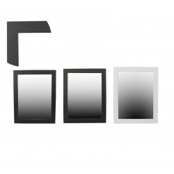 "WALL MIRROR ASSORTED 14"" x 18"""