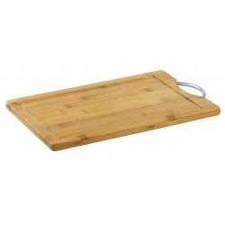 Bamboo Cutting Board with Handle (Medium)