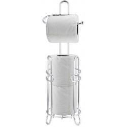 Toilet Paper Holder with Dispenser