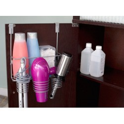 Over The Counter Hairdryer Holder