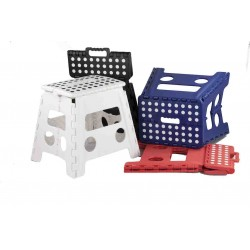 Folding Stool with Dots (Large)