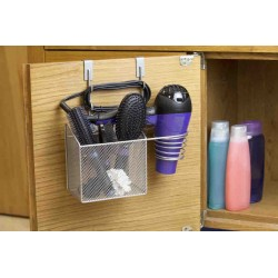 Over The Counter Hairdryer Organizer