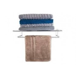 BATH SHELF w/TOWEL BAR