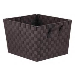 Non Woven Strap Bin Brown (X-Large)