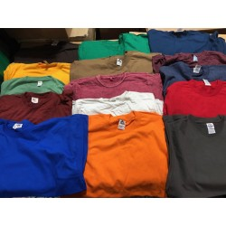 T-Shirts Assorted Colors Sizes S-3X