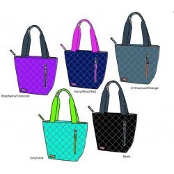 9 Can Insulated Tote Cooler (Asst. Colors)