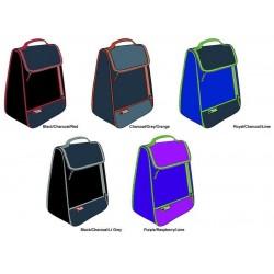 Convertible Top Rolldown Insulated Cooler Asst.
