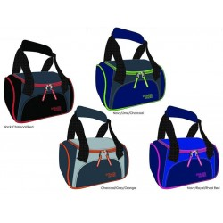 Polar Pack Mini Grab & Go Duffel Insulated Lunch Kit Asst.