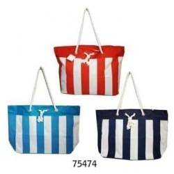 Strip Beach Bag