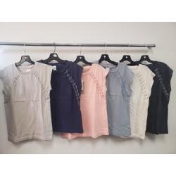 Ladies T-shirt (4 colors)
