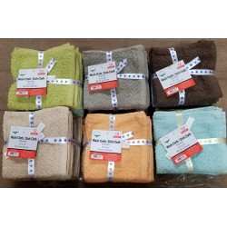 12 Pack Wash Cloth/ Dish Cloth (12x12)