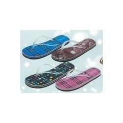 Ladie's Sandal Assorted Colors (5-10)