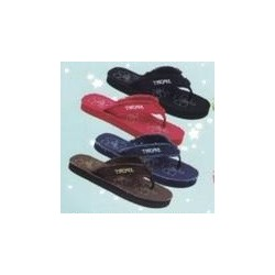 Ladie's Sandal Assorted Colors (6-11)