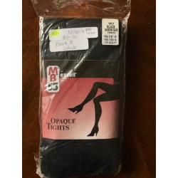 Fashion Tights QUEEN SIZE (Black & White)