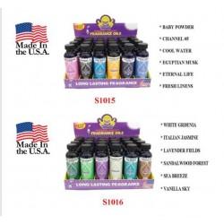 2.2 Long Lasting Fragrance Oil Assorted