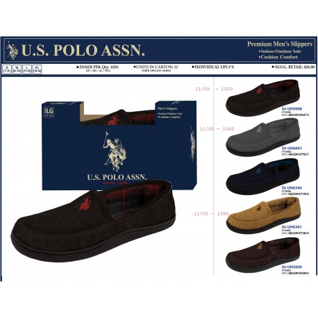 US Polo Premium Men's Sleeper (S/XL)