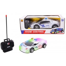 R/C 4-CH Car With Lighting