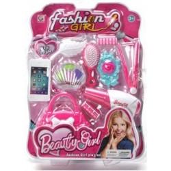 FASHION GIRL BEAUTY PLAY SET