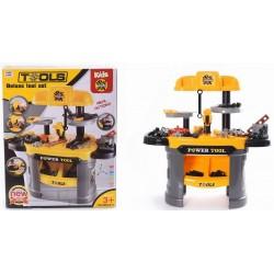 "Tool Bench Set  Yellow 27.00""×19.00""×24.00"""