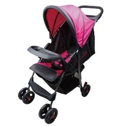 Multi-Positional Compact Stroller