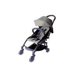 BABY STROLLER360 Universal Wheel andShockproofGRAY