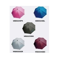 UNIVERSAL UV PROTECTIVE STROLLER PARASOL ASSORTED